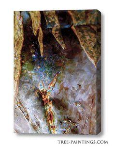 """""""Azura Fairy"""" - Tree canvas"""