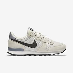 nike internationalist zwart wit