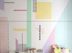 MT CASA - decorare le pareti della cameretta - Il Pampano - interior | lifestyle | kids