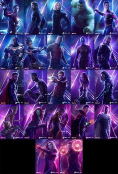 Official Avengers Infinity War Character Posters – drunk in fandoms Official Avengers Infinity War Character Posters Official Avengers Infinity War Character Posters The Avengers, Marvel Avengers Movies, Marvel Dc Comics, Marvel Heroes, All Avengers Characters, Poster Marvel, Avengers Poster, Marvel Infinity, Avengers Infinity War