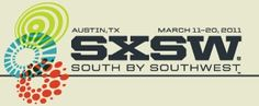 The Official Event Logo #SXSW