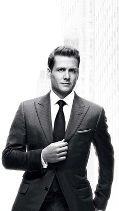 Gabriel Macht Actor, Suits (as Harvey Specter) ガブリエル・マクト 俳優 スーツ Gabriel Macht, Harvey Specter Anzüge, Trajes Harvey Specter, Harvey Specter Haircut, Der Gentleman, Gentleman Style, Sharp Dressed Man, Well Dressed Men, Suits Harvey