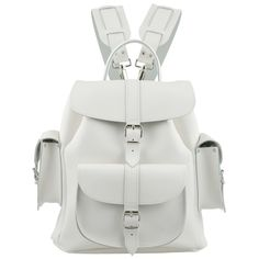 Grafea BIANCA Leather Backpack