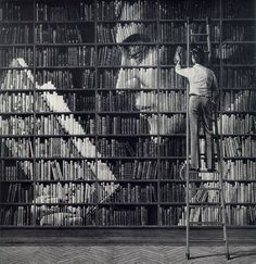 """""""I cannot remember the books I've read any more than the meals I have eaten; even so, they have made me."""" — Ralph Waldo Emerson"""