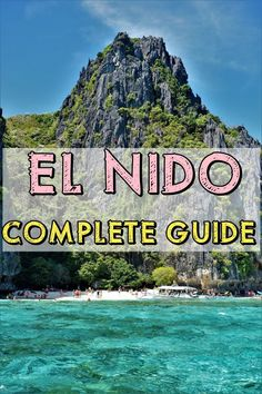 El Nido Resorts is a group of sustainable island resorts in the El Nido and Taytay municipalities in Palawan, Philippines. The resorts offer genuine, local El Nido Palawan, Palawan Island, Cebu, Puerto Princesa, Best Travel Guides, Travel Inspiration, Travel Ideas, Travel Tips, Travel Plan