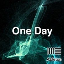one day Ableton Template Ableton Live, One Day, Templates, Stencils, Vorlage, Models