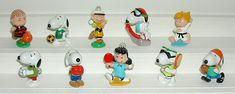 Peanuts Kinder Cartoon Figures