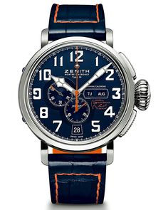 NEWS The ZENITH Pilot Type 20 Annual Calendar Tribute to Russell Westbrook