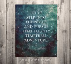 pursue adventure harry potter quote dumbledore by thebiglake