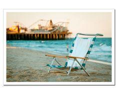 Summer Photography, Carnival Photo, New Jersey Summer Fun, Beach Photograph