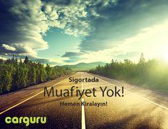 #Carguru ile Sigortada Muafiyet Yok! Hemen Kirala; www.carguru.com.tr  #araçkiralama #auto #car #otomobil #seyahat #travel   #rentacar #istanbul #türkiye