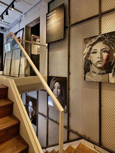Adidas Superstar | Salón de la Fama tienda pop-up por URBANTAINER Co., Seúl…