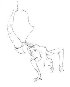 2,505 отметок «Нравится», 17 комментариев — Dylan Choonhachat (@choonhachat) в Instagram: «It is only to be understood .  #art #figuredrawing #lifedrawing #drawing #gesture #gesturedrawing…»