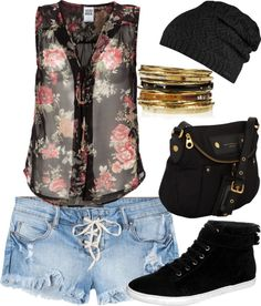 """asi es"" by izabelazolanch ❤ liked on Polyvore"