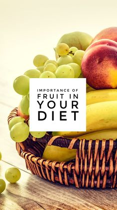 Health Benefits Of Fruits: Importance Of Fruit In Your Diet