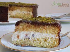 La torta Siciliana è un dolce buonissimo e super goloso che conquista tutti dal primo assaggio!