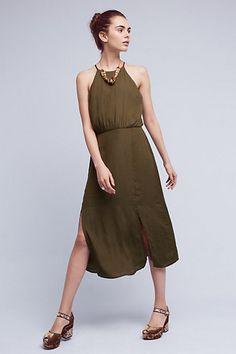 England Midi Dress #anthropologie