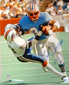 Earl Campbell is a former professional American Football running back. He, Paul Hornung, and O.J Simpson are the only Heisman Trophy winners to have also been first overall National Football League draft picks and members of both the Pro Football Hall of Fame and College Football Hall of Fame.