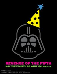 Star Wars Party Invitation