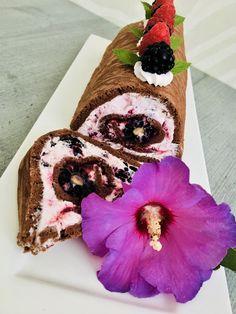 sladký a zároveň svieži dezertík Sweets, Cake, Ethnic Recipes, Desserts, Basket, Ice, Tailgate Desserts, Deserts, Gummi Candy