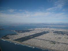 San Francisco - Golden Gate Park aerial view