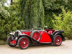 .1934 MG NA Magnette