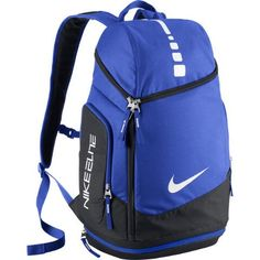 24f100ee55 Nike Hoops Elite Max Air Team Backpack  blue  backtoschool  backpack  nike   school  kids  school  modells