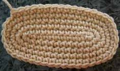 Crochet Patterns Oval Shape : ... crochet~baskets, rugs on Pinterest Crochet baskets, Crochet bowl and