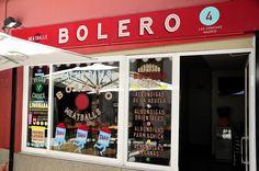 Meatballs vs. Sliders (my bet is on meatballs) // Bolero Meatballs Madrid