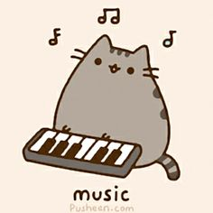 """Pusheen The Cat"" Theme Song"