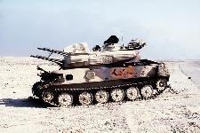 ZSU-23 23MM Antiaircraft Gun