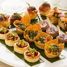Finger food veloce: tante ricette facilissime e senza cottura