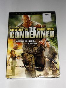 Stone Cold Steve Austin SIGNED DVD The Condemned (Full Screen Edition) WWE  http://r.ebay.com/8DZdIS