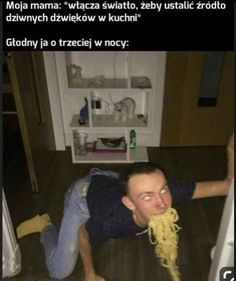 Wszystkie memy z neta :v # Humor # amreading # books # wattpad Funny Relatable Memes, Wtf Funny, Funny Jokes, Reaction Pictures, Funny Pictures, Funny Lyrics, Polish Memes, Weekend Humor, Wtf Moments