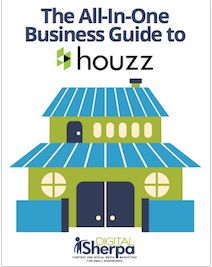 Free #Ebook: The All-In-One Business Guide to #Houzz! Everything you need to know for getting set-up, optimizing and growing your profile, driving leads, and integrating it into your marketing and business mix.