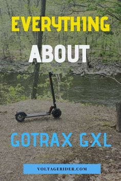 Find out how good is Gotrax GXL. All the features, price, characteristics. Check out this electric scooter for commuting now. Cheap Electric Scooters, E Scooter, Roller Coaster, Outdoor Power Equipment, Check, Roller Coasters, Garden Tools