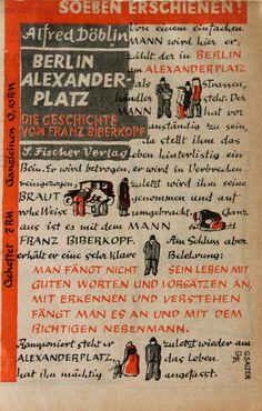 """Anzeige aus der """"Literarischen Welt"""" mit dem Schutzumschlag Georg Salters"""