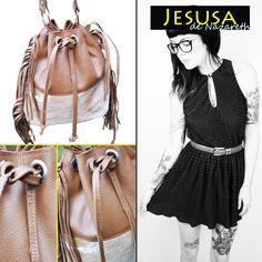 Bandolera PRADO - Leather Bags - Shop online www.jesusadenazareth.com.ar