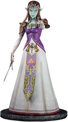 Ganons Puppet Zelda Statue