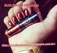 ***Blog Mulher Fashion ***Vanda Ramos***: Unhas