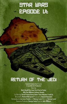 Star Wars VI ~ Return Of The Jedi