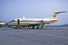 Braathens Fokker F28