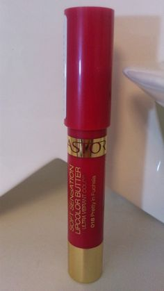 Ich liebe die Astor Soft Sensation Lip Butters <3 Besonders auch 018 Pretty in Fuchsia. Den ganzen Bericht findet ihr hier: http://lucciola-test.blogspot.de/2014/02/produkttest-astor-soft-sensation.html