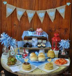 Decoração - Aniversário do marido lindão - ScrapBi
