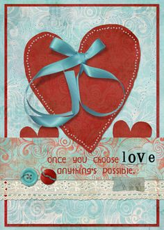 lovely card by beth ervin of cottagearts.net