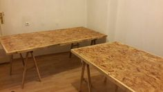 Diy osb table