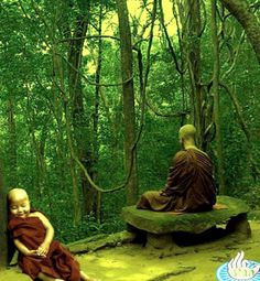 One with the nature, pure bliss! Buddhist Practices, Buddhist Philosophy, Uplifting Thoughts, Eckhart Tolle, Daily Meditation, Favorite Words, Spiritual Inspiration, Happy People, Namaste