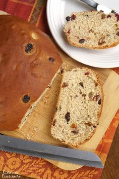Sweet and eggy Barmbrack is an Irish Halloween tradition. Grab a slice of this Halloween bread with dried fruit add a good smear of butter and it might just tell your fortune! Irish Recipes, Fall Recipes, Sweet Recipes, Yummy Recipes, Irish Halloween, Types Of Bread, Corn Beef And Cabbage, Soda Bread, Halloween Food For Party