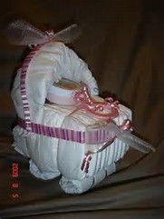 Image result for Unique Diaper Cakes