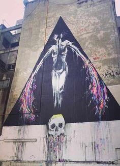 VEXTA http://www.widewalls.ch/artist/vexta/ #graffiti #streetart #urbanart